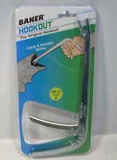 Baker Hookout Zinc Fishing Fish Hook Remover Tool New