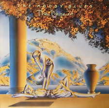 THE MOODY BLUES - The Present (LP) (EX-/EX)
