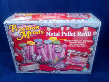 Toymax Precious Metals refill metal pellets/shot, Mint in Box, Metal Molder