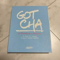 GOT7 GOTCHA 1st Photobook in Malaysia DVD photocard