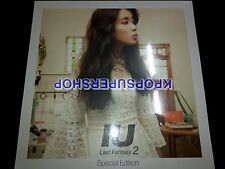 IU Vol. 2 - Last Fantasy 2 (Special Limited Edition) New Sealed Ultra Rare OOP