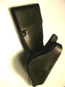 Security,Revolverholster,Polizeiholster,Revolvertasche,Holster,Echtleder,