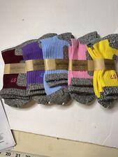 SEOULSTORY7 5Pack Women's ATB100Dry Cushion Performance/Hiking/Trail Crew Socks