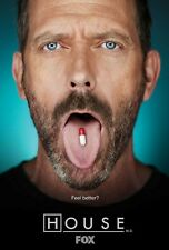 POSTER DR HOUSE FOX MEDICAL DIVISION HUGH LAURIE BIG #7