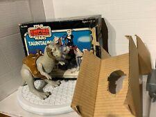 Vintage Star Wars ESB TaunTaun Boxed Solid Belly