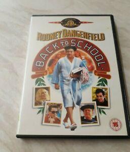 Back to School (DVD 2005) Rodney Dangerfield