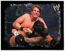 JBL #121 WWE Rivals 2009 Topps catch autocollant (C615)