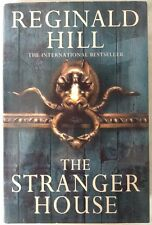 THE STRANGER HOUSE by REGINALD HILL MODERN 1st EDITION HARPER COLLINS PUBLISHERS