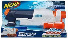 Brand New NERF Super Soaker SCATTER BLAST Blaster ~ Water Pistol