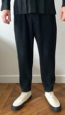 Issey Miyake Homme plissé pants