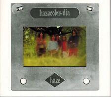 "Haze:  ""Hazecolor-Dia""  (Punched out Digipak Reissue)"
