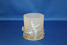 Disney Tinkerbell Holiday Votive / Tealight Candle Holder Tinkerbell