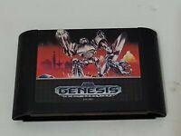 Cyborg Justice -  Sega Genesis Rare Game Tested Works Authentic Original