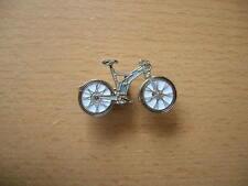 Pin Anstecker E-Bike Elektro Fahrrad Bike Mountainbike grau Art. 1170 Badge