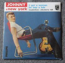 Johnny Hallyday, i got a woman,  CD single 4 titres numeroté