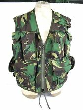 SASS SPECIAL EDITION  DPM CAMO LONG RANGE SA80 COVERT OPS VEST SASS PATTERN ROOM