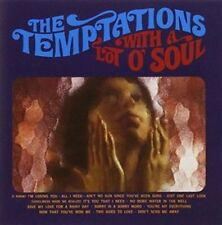 *NEW* CD Album The Temptations - With A Lot O' Soul (Mini LP Style Card Case)
