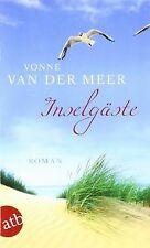 Inselgäste: Roman von van der Meer, Vonne   Buch   Zustand gut