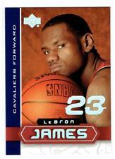 LeBron James 2003 Upper Deck Superstars LeBron James #LBJ1