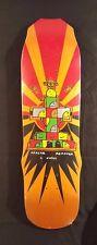 Christian Hosoi Hammerhead Mark Gonzales Guest Artist Skateboard Deck