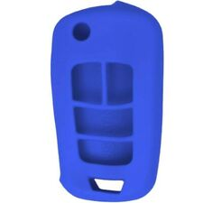 Blue Silicone Protective Cover for GM FLipkey Remotes GMC95