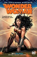 Wonder Woman TP Vol 3 The Truth (rebirth) by Greg Rucka 9781401271411