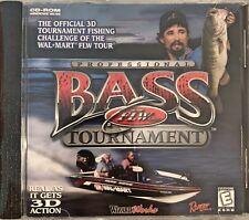 Professional Bass Tournament WalMart FLW Tour Pc Brand New XP