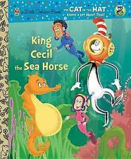 King Cecil the Sea Horse (Dr. Seuss/Cat in the Hat) (Little Golden-ExLibrary
