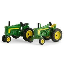 1/64 ERTL JOHN DEERE 60TH ANNIVERSARY 620 & 720 SET