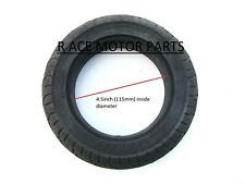 """200x50 (8""""x2"""") Solid Tire for Swagman Scooters (Fits Many Other Models)"""