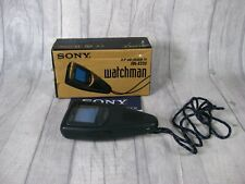More details for sony watchman fdl-e22u 2.2