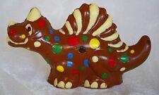Hand-made Belgian Chocolate Dinosaur
