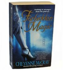 Forbidden Magic by Cheyenne McCray (2005, Paperback) Magic Series book 1