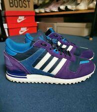 Purple Blue Adidas originals ZX700 Trainers Size 6