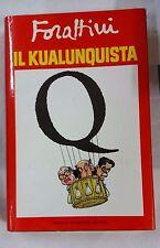 Il kualunquista di Giorgio Forattini - A. Mondadori, 1988 - Autografato