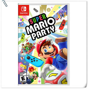 SWITCH Super Mario Party Nintendo Misc Games