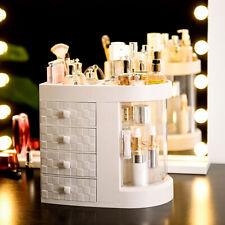 180° Desktop Cosmetic Makeup Organizer Storage Lipstick Rack Case Drawer 27.5 cm