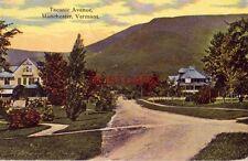 1913 TACONIC AVENUE, MANCHESTER, VERMONT dirt road