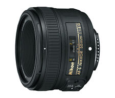 Nikon AF Fixed/Prime Standard DSLR Camera Lenses