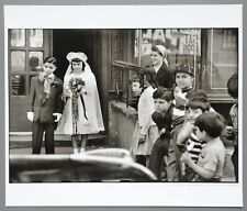 Elliott Erwitt Ltd. Ed. Photo 35x30 First Communion Erstkommunion New York 1950