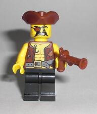 LEGO Pirates - Pirat 4 - Figur Minifig Pirate Seeräuber Schiff Boat 70413