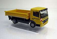 """Herpa LKW 304399 Mercedes-Benz Atego Dreiseitenkipper """" Leonhard Weiss """""""