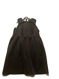 Hole Mesh Pattern Plus Size Asos Dress, Size 22