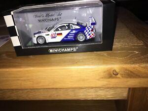 Minichamps 1/43 BMW M3 GTR