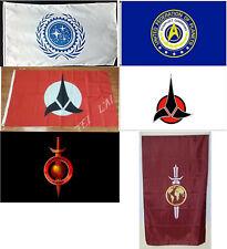 Star Trek Polyester Banner/Flag Collection 36