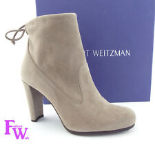 Stuart Weitzman Booties Gray Stiefel for Damens       a2257a