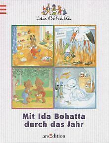 Mit Ida Bohatta durch das Jahr von Bohatta-Morpurgo, Ida...   Buch   Zustand gut