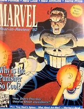 """Marvel 1992 Year In Review """"Why Is Punisher So Cool?"""" Squirrel Girl Excellent"""