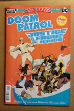 Justice League Doom Patrol Young DC Milk Wars #5 1st Print Unread Back Stock