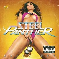 Steel Panther - Balls Out [CD]